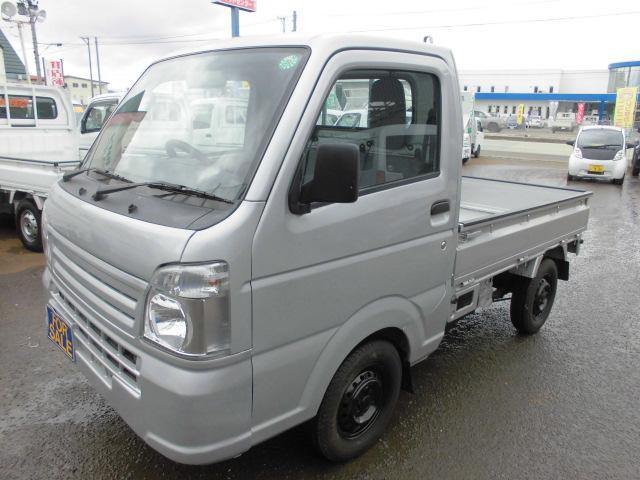 スズキ オートマ KC エアコン パワステ 4WD