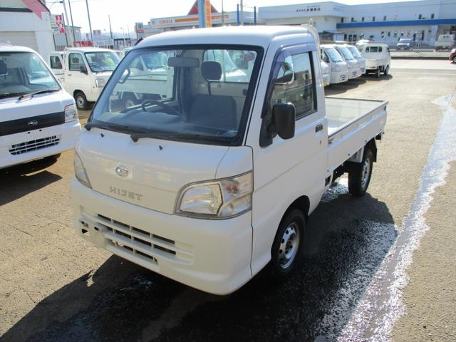 ダイハツ エアコン・パワステ スペシャル 4WD AC PS