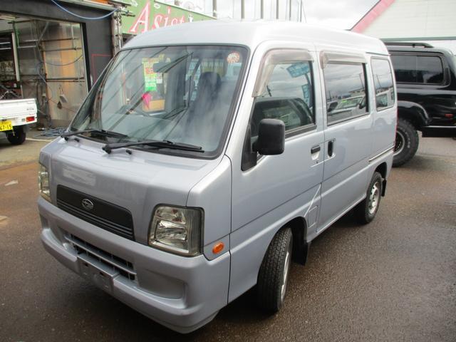 スバル VB 4WD AC PS PW