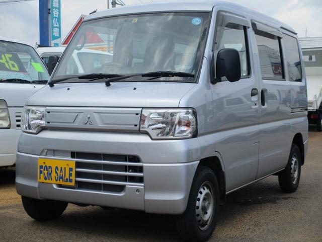三菱 ミニキャブバン CD ハイルーフ 4WD AC PS