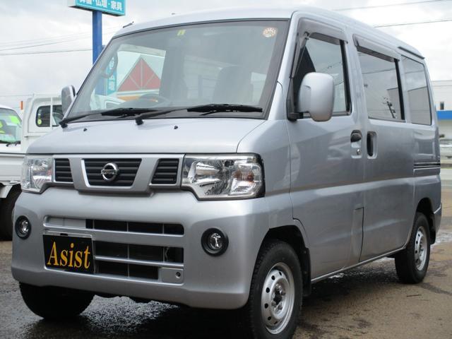 日産 DX 4WD AC PS