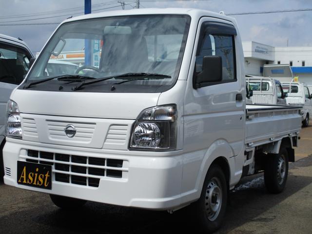 日産 4WD AC PS