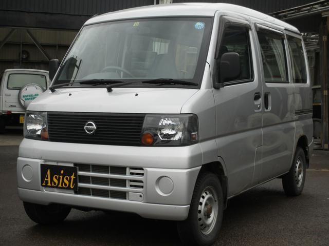 日産 GL 4WD AC PS