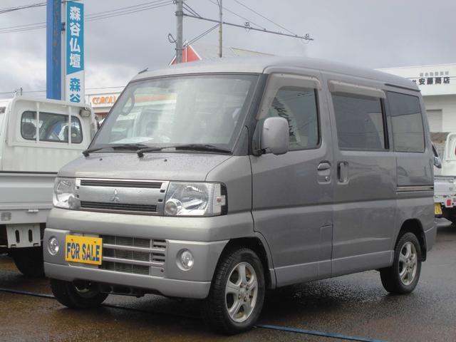 三菱 4WD AC PS 車両販売