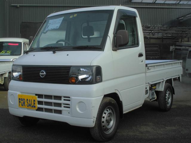 日産 4WD AC PS AT