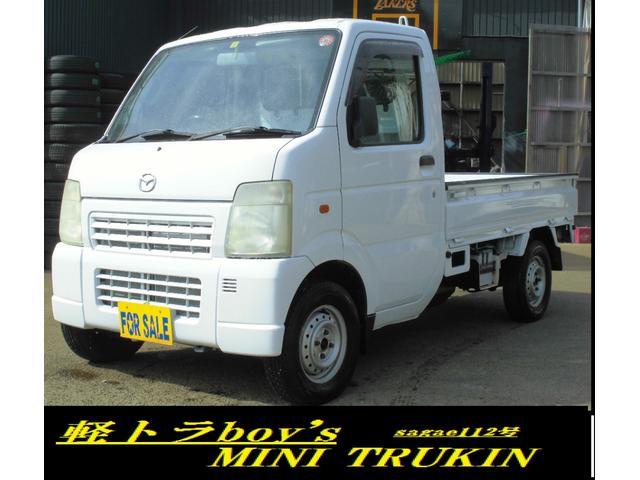マツダ 4WD AC PS F5