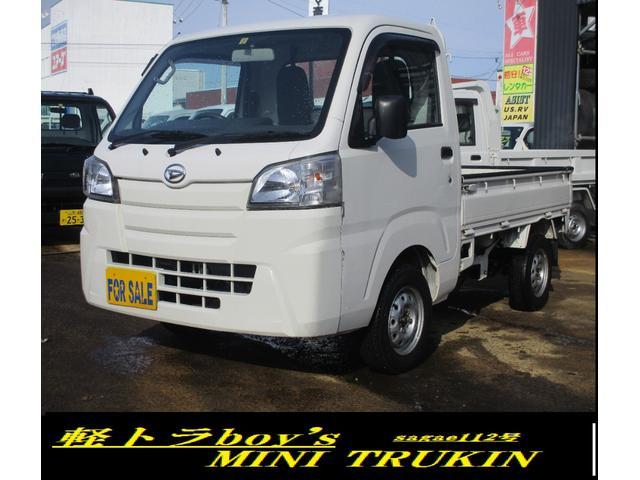 ダイハツ ハイゼットトラック 農用スペシャル 4WD AC PS F5