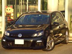 VW ゴルフR 4WDターボDSG ナビTV本革PシートBカメラ