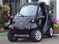 トヨタコムスBcom 小型電気自動車EVドア付 100V充電