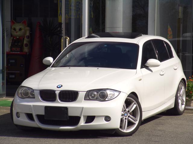 BMW 1シリーズ 130i Mスポーツ 6速サンルーフ本革Mパワー