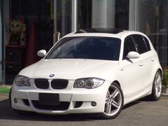 BMW130i Mスポーツ 6速サンルーフ本革Mパワー
