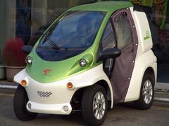 トヨタコムス Bcom ドア付 小型電気自動車EV 100V充電