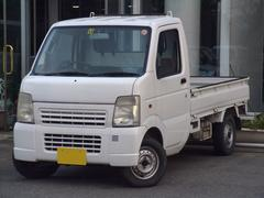 キャリイトラックKC 4WD 5速エアコンパワステ