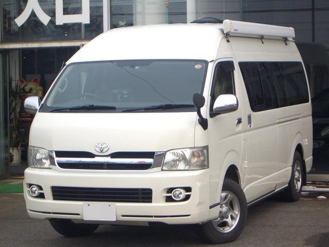 「トヨタ」「ハイエース」「その他」「福島県」の中古車