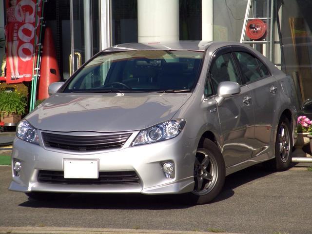 「トヨタ」「SAI」「セダン」「福島県」の中古車
