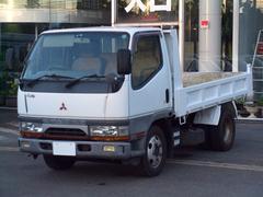 キャンター4WD全低床ダンプ 4ナンバー2t積5速