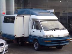 ライトエーストラック4WDディーゼル トヨタ純正キャンプメイト スライドアウト