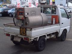 スクラムトラック4WD灯油437Lタンクローリー