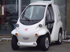 トヨタコムス Bcom新品ドア付 小型電気自動車EV 100V充電