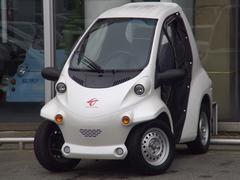 トヨタコムス Pcomドア付き 小型電気自動車EV 100充電