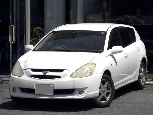 トヨタ カルディナ Z 4WDワンオーナーABSオートエアコンETC