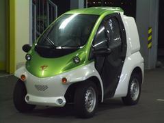 トヨタコムス Bcomドア付 小型電気自動車EV 100V充電