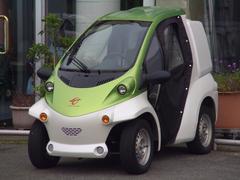 トヨタコムス Bcom新品ドア付き小型電気自動車EV 100V充電
