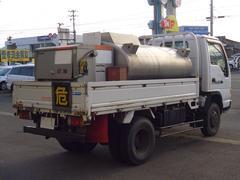 アトラストラックタツノ2Kタンクローリー高床4WD書類完備