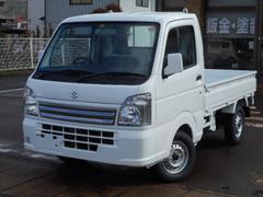 キャリイトラックKCエアコン・パワステ・4WD・登録済未使用車