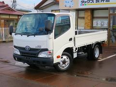 ダイナトラックXZU675 4WD 平ボディー