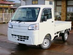 ハイゼットトラック4WD・5MT 未使用車