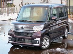 タントカスタムX SAII 4WD
