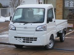 ハイゼットトラックスタンダード エアコン・パワステレス 4WD 未使用車