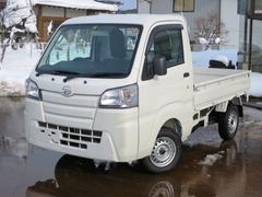 ハイゼットトラックスタンダード 4WD 未使用車