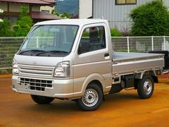 キャリイトラックKCエアコン・パワステ 4WD A/T 届出済未使用車