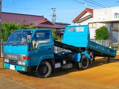 ダイナトラックローダーダンプ 2t 2WD