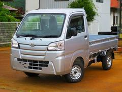 ハイゼットトラックスタンダード エアコン・パワステレス 4WD 届出済未使用車