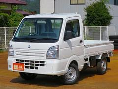 キャリイトラックKCエアコン・パワステ 4WD 届出済未使用車