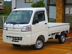 ハイゼットトラックスタンダード 4WD 届出済未使用車