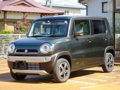ハスラーX 4WD ブレーキサポート 届出済未使用車