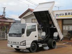 エルフトラック全低床強化ダンプ