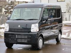 エブリイジョイン 4WD 5MT 届出済未使用車