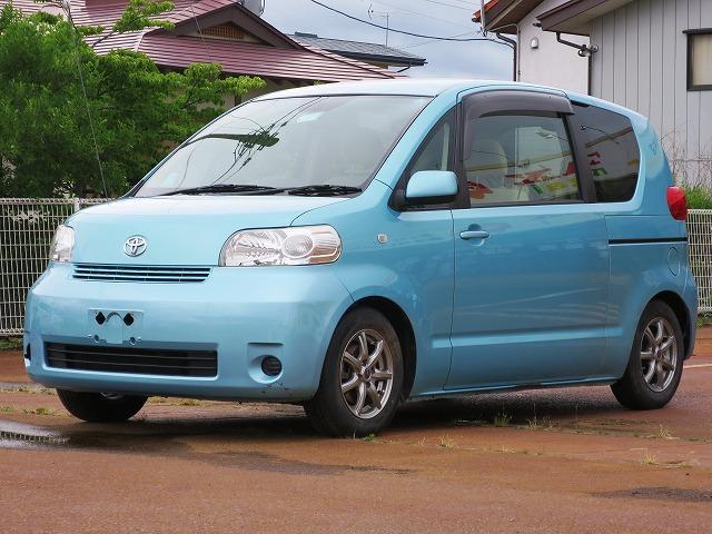 トヨタ 130i Cパッケージ 専用車いす仕様 電動スライド