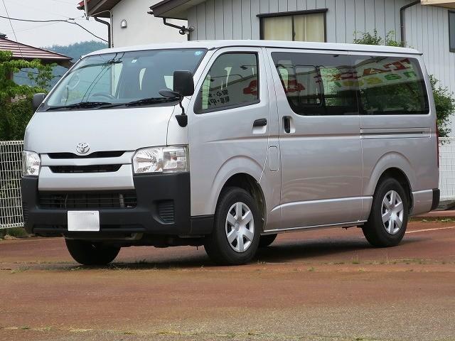 トヨタ ロングDX 4WD 純正ナビ