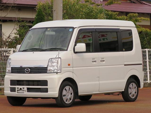 マツダ PXターボ 4WD キーレス ナビ ETC シートヒーター