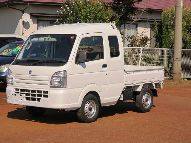 スズキ L 4WD 誤発信抑制装置 届出済未使用車