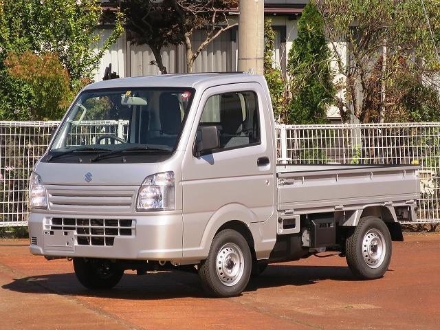 スズキ KCエアコン・パワステ農繁仕様 4WD 届出済未使用車