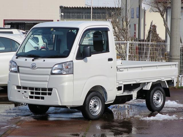 ダイハツ スタンダード 4WD フロア5MT 届出済未使用車