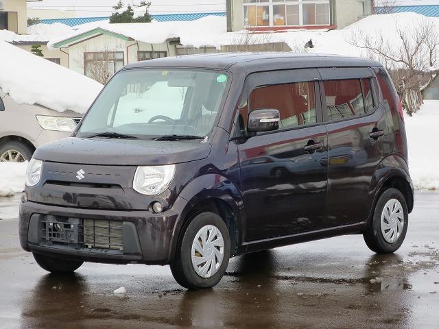 スズキ ECO-X 2WD Push ETC ベンチシート オートエアコン