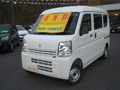 エブリイPAリミテッド 4WD 5速MT